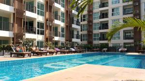 Diamond Suites Condo No.379/42, Apartmány  Pattaya South - big - 1