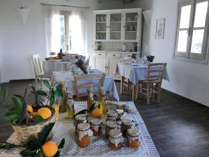 Monti di Jogliu, Farm stays  Arzachena - big - 37