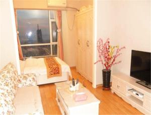 Dalian Development Zone Zuoan Jingdian Shishang Apartment, Apartmány  Jinzhou - big - 11