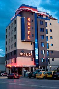 Nadejda Hotel, Hotels  Sofia - big - 54