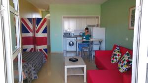 Apartamentos Turísticos en Costa Adeje, Apartments  Adeje - big - 20