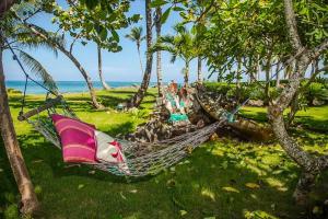 Jasmine La Playita - Ocean Front, Ferienwohnungen  Las Galeras - big - 10