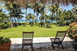 Jasmine La Playita - Ocean Front, Ferienwohnungen  Las Galeras - big - 12