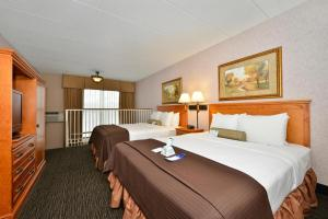 Family Queen Suite with Four Queen Beds - Non-Smoking