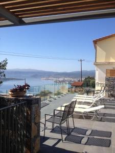 Villa Olga, Vily  Agios Nikolaos - big - 88