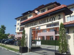 Chateau Aheloy 2 Studio, Апартаменты  Ахелой - big - 71