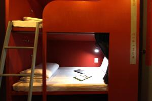 Single Bed in 12-Bed Lady Dormitory Room