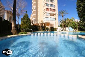 Holiday Apartment Penyasol, Апартаменты  Кальпе - big - 1