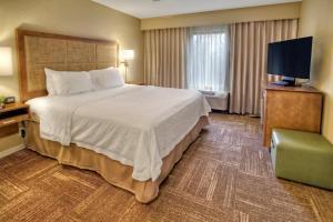 Apartament z łóżkiem typu king-size