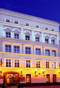 Hotel Merkury Centrum, Отели  Свидница - big - 1