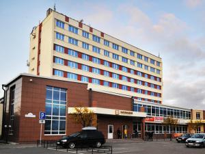 Бизнес-отель Лапландия