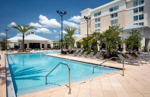 TownePlace Suites Orlando at Flamingo Crossings/Western Entrance (2 of 33)