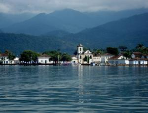 Estadia Absalom, Privatzimmer  Paraty - big - 5