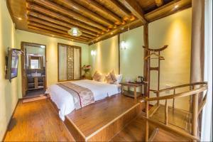 Lijiang Riverside Inn, Penziony  Lijiang - big - 46