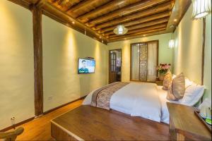 Lijiang Riverside Inn, Penziony  Lijiang - big - 45