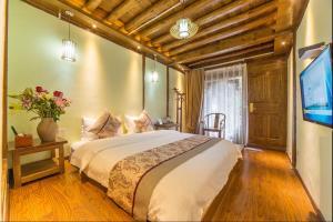 Lijiang Riverside Inn, Penziony  Lijiang - big - 32