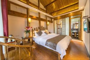 Lijiang Riverside Inn, Penziony  Lijiang - big - 31