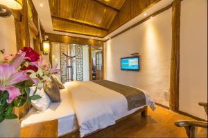 Lijiang Riverside Inn, Penziony  Lijiang - big - 30