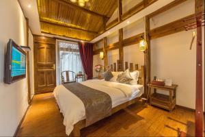 Lijiang Riverside Inn, Penziony  Lijiang - big - 29