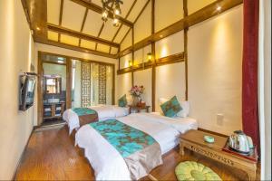 Lijiang Riverside Inn, Penziony  Lijiang - big - 25