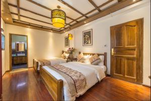 Lijiang Riverside Inn, Penziony  Lijiang - big - 22