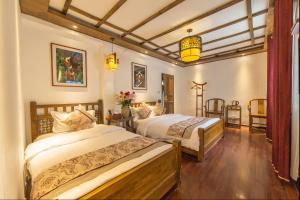 Lijiang Riverside Inn, Penziony  Lijiang - big - 21
