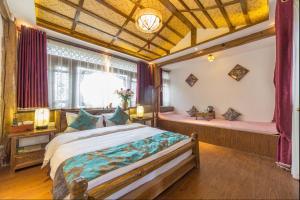Lijiang Riverside Inn, Penziony  Lijiang - big - 17