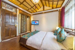 Lijiang Riverside Inn, Penziony  Lijiang - big - 16