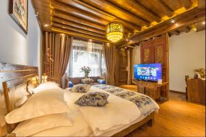 Lijiang Riverside Inn, Penziony  Lijiang - big - 7