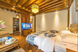 Lijiang Riverside Inn, Penziony  Lijiang - big - 6