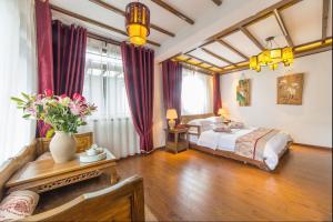 Lijiang Riverside Inn, Penziony  Lijiang - big - 4