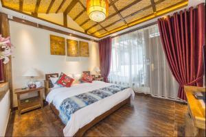 Lijiang Riverside Inn, Penziony  Lijiang - big - 43