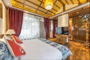 Lijiang Riverside Inn, Penziony  Lijiang - big - 42