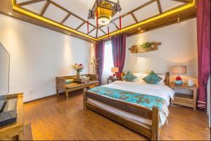 Lijiang Riverside Inn, Penziony  Lijiang - big - 39