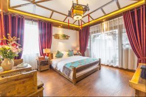Lijiang Riverside Inn, Penziony  Lijiang - big - 38