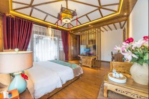 Lijiang Riverside Inn, Penziony  Lijiang - big - 37