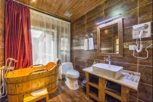 Lijiang Riverside Inn, Penziony  Lijiang - big - 33