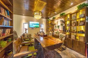 Lijiang Riverside Inn, Penziony  Lijiang - big - 66