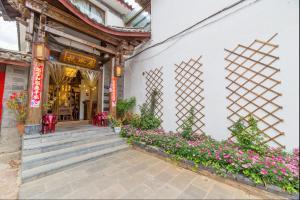 Lijiang Riverside Inn, Penziony  Lijiang - big - 64