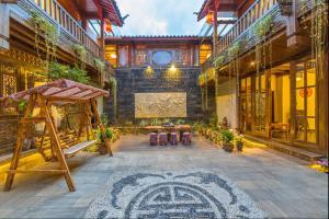 Lijiang Riverside Inn, Penziony  Lijiang - big - 62