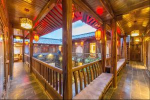 Lijiang Riverside Inn, Penziony  Lijiang - big - 61