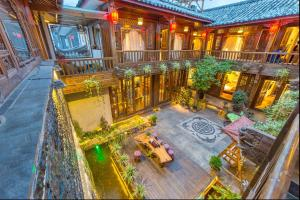 Lijiang Riverside Inn, Penziony  Lijiang - big - 60