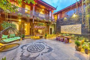 Lijiang Riverside Inn, Penziony  Lijiang - big - 53