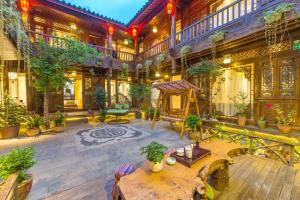 Lijiang Riverside Inn, Penziony  Lijiang - big - 1
