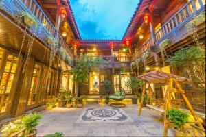 Lijiang Riverside Inn, Penziony  Lijiang - big - 52