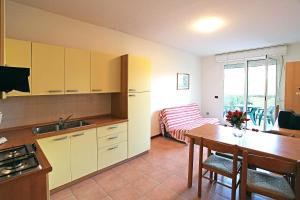 Villaggio Lido Del Sole, Apartmanhotelek  Bibione - big - 16