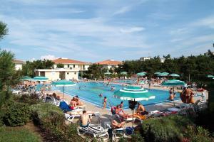 Villaggio Lido Del Sole, Apartmanhotelek  Bibione - big - 33