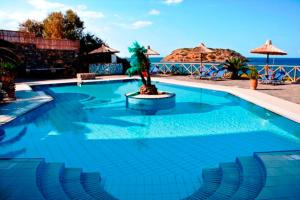 Blue Sea, Hotels  Mochlos - big - 34
