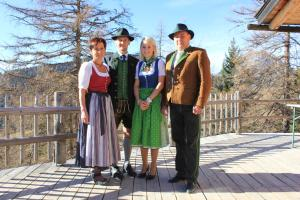 Chalet Kuschelhütte, Horské chaty  Ramsau am Dachstein - big - 62