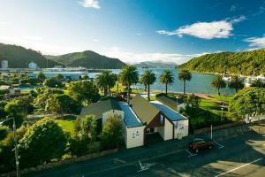 Luxury Seaview Waterfront Apartments, Apartmány  Picton - big - 15